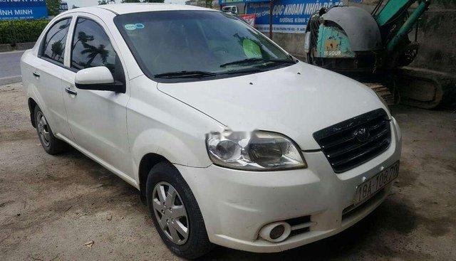 Cần bán Chevrolet Aveo 2008, màu trắng, 132tr