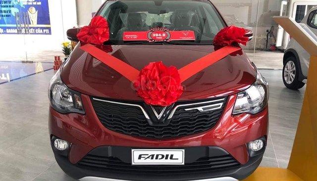 Bán xe VinFast Fadil năm 2019, màu đỏ