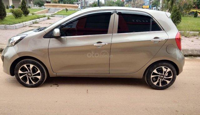 Bán ô tô Kia Morning năm sản xuất 2013, màu xám (ghi), nhập khẩu nguyên chiếc