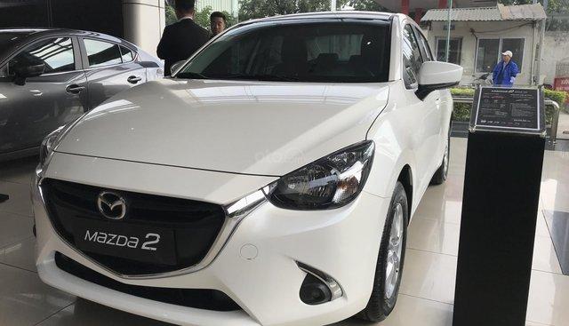 Bán Mazda 2 Sedan KM 20 triệu, bảo hiểm, bảo hành bảo dưỡng. Hỗ trợ trả góp lên đến 90%, Sẵn xe giao ngay - LH: 0984684494