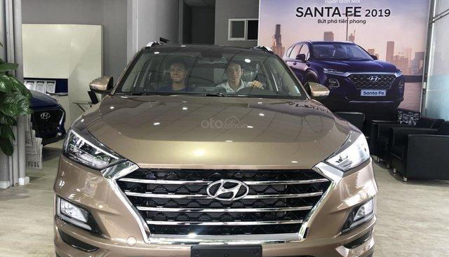 Bán Hyundai Tucson giảm giá tốt 787tr + gói quà tặng, trả trước từ 241tr, góp 12tr5