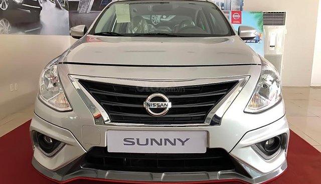 Bán Nissan Sunny XT Premium sản xuất năm 2019, màu bạc