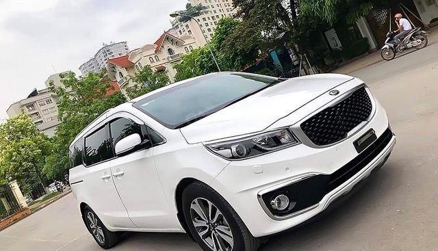 Bán xe Kia Sedona 2.2 CRDi AT năm 2017, màu trắng