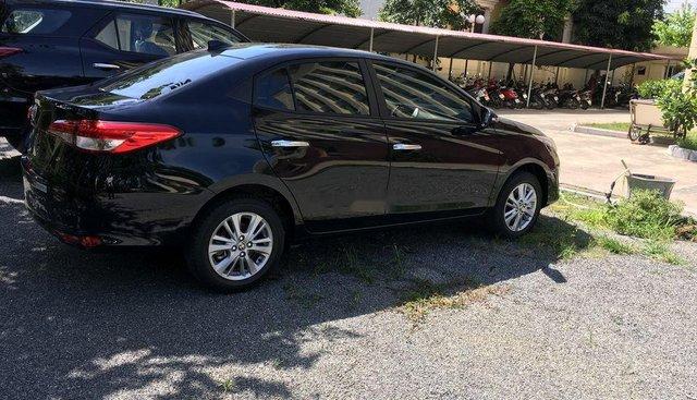 Cần bán Toyota Vios E sản xuất 2019, màu đen