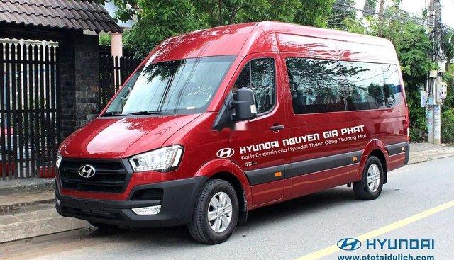 Bán Hyundai Solati sản xuất năm 2019, màu đỏ, nhập khẩu