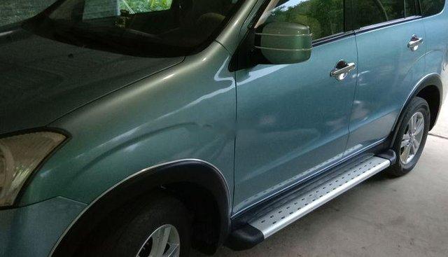 Bán lại xe Mitsubishi Zinger năm sản xuất 2009, màu xanh ngọc