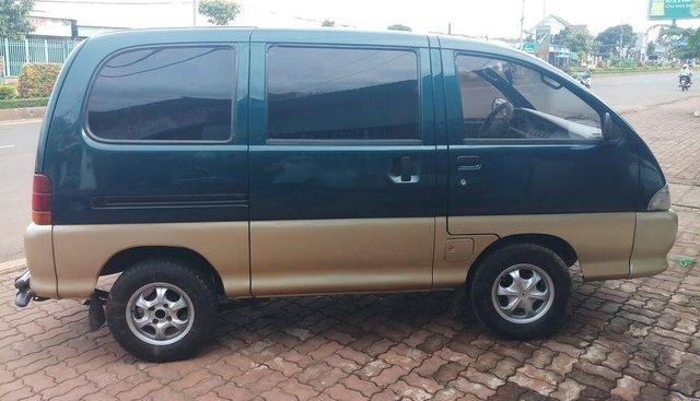 Bán lại xe Daihatsu Citivan 2005, màu xanh dưa