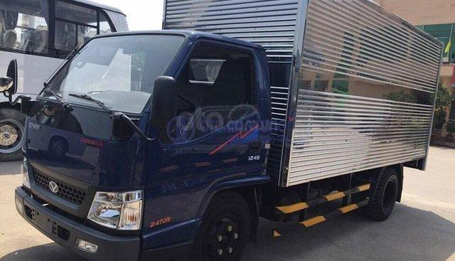 Bán xe Đô thành IZ65 đời 2018, màu xanh lam, giá tốt