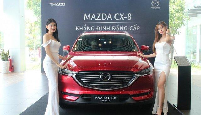 Bán xe Mazda CX-8 ở Long An, Tân An