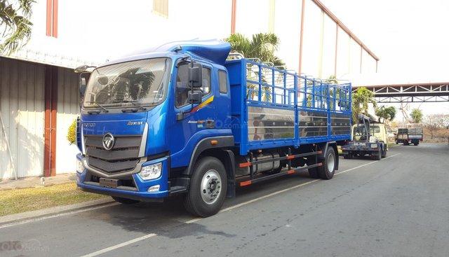 Xe tai Thaco Auman C160, 9 tấn thùng 7,4m tại Đồng Nai