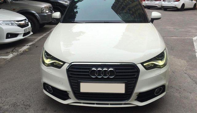 Chính chủ bán xe Audi A1 1.4L AT năm sản xuất 2010, màu trắng, nhập khẩu, giá tốt