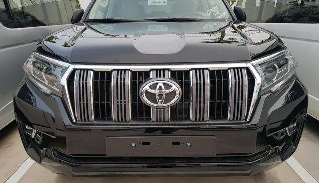 Toyota Land Prado nhập khẩu mới 100%, hậu duệ xứng tầm