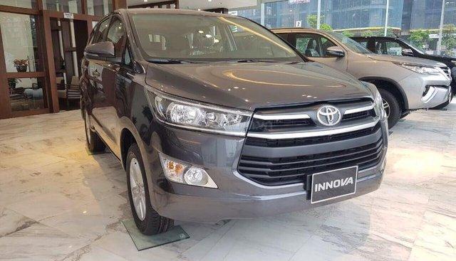 Toyota Thái Hòa Từ Liêm bán Innova 2019 giá sập sàn chỉ từ 731tr- trả góp 80%+ khuyến mãi lớn - LH 0941115585