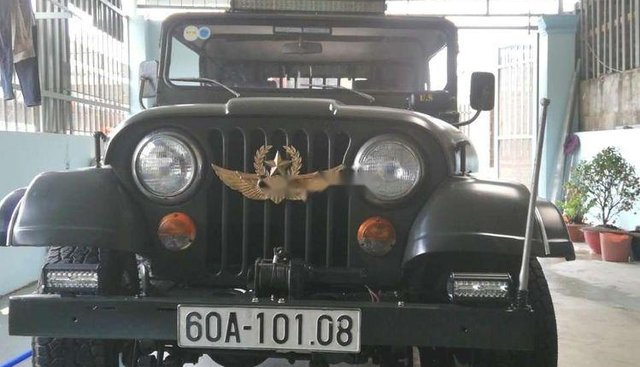 Bán xe Jeep CJ5 trước năm 1980, 543 triệu