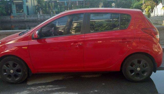 Bán Hyundai i20 sản xuất năm 2011, màu đỏ, xe nhập