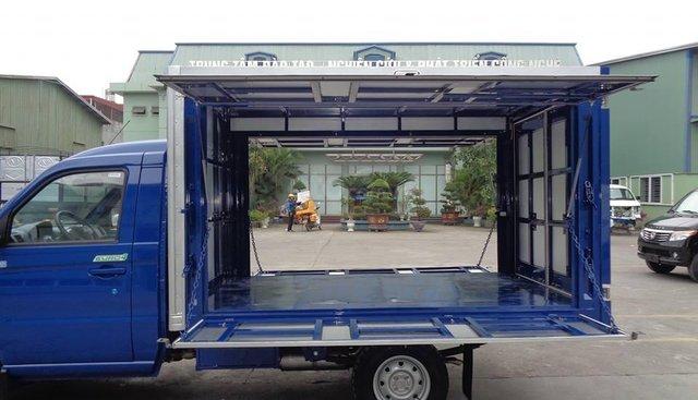 Xe tải Kenbo bán hàng lưu động nhỏ gọn, nhanh thu hồi vốn trả trước 50 triệu