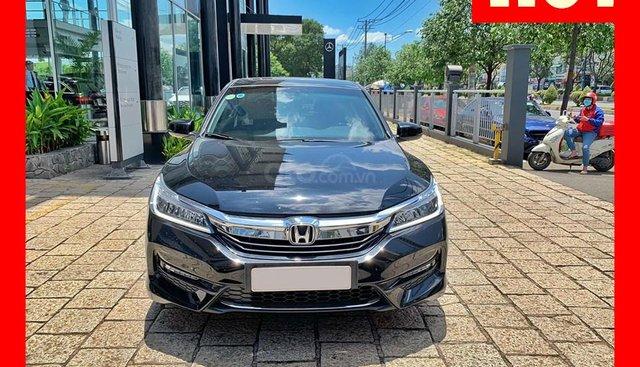 Bán xe Honda Accord đời 2017 nhập khẩu nguyên chiếc siêu mới, trả trước 390 triệu nhận xe ngay