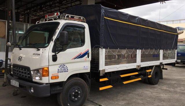 Bán ô tô Hyundai Mighty HD 120SL, trọng tải 8,5 tấn