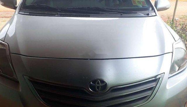 Bán Toyota Vios đời 2009, màu bạc, nhập khẩu