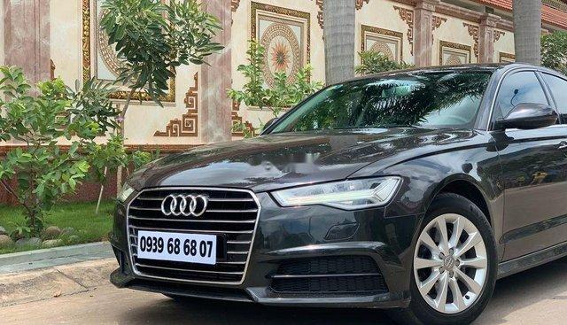 Bán Audi A6 đời 2017, nhập khẩu, odo: 25.000 km