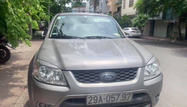 Bán Ford Escape 2.3 XLS (4x2) năm 2010 (đăng ký 2011), màu xám