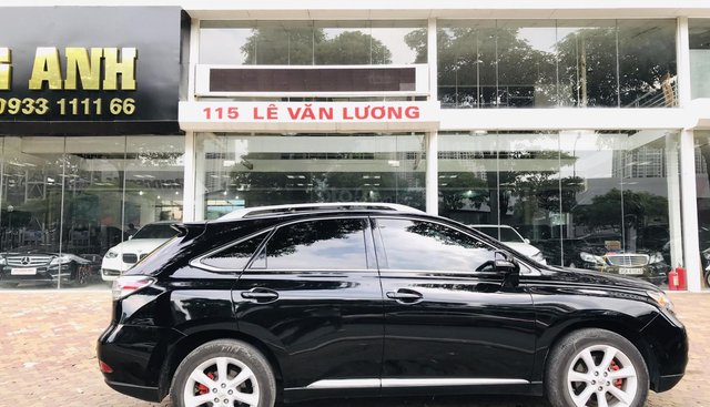 Bán xe Luxus RX350 SX 2009. Xe sang của Nhật lại nhập khẩu Châu Âu