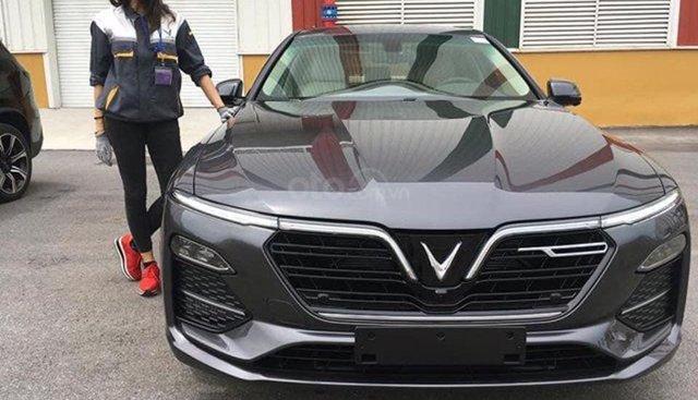 Ưu đãi lớn nhất đối với xe Vinfast Lux A 2.0
