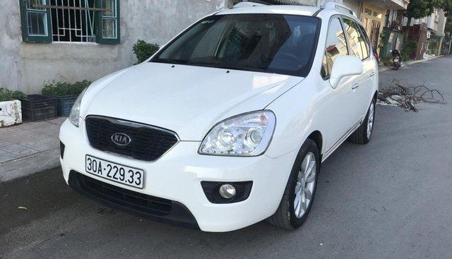 Cần bán Kia Carens 2014, màu trắng chính chủ