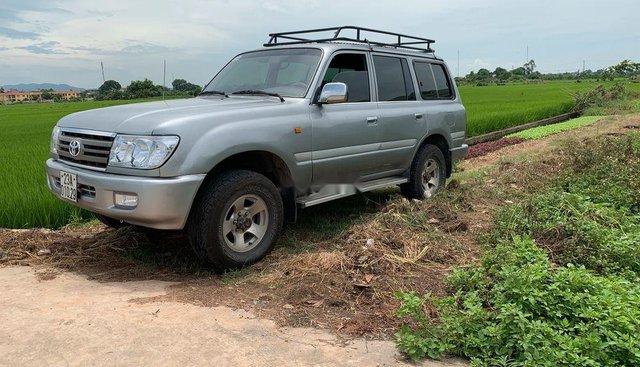 Bán Toyota Land Cruiser năm sản xuất 1991, xe nhập chính chủ, 86tr