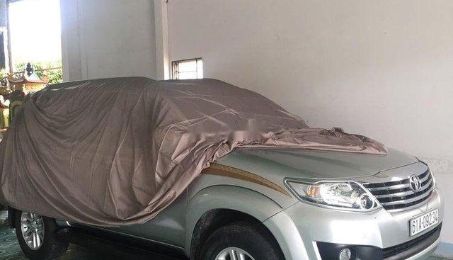 Cần bán xe Toyota Fortuner năm 2012, giá tốt