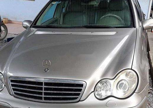 Bán gấp Mercedes Benz Sx 2006, Đk 2007 sử dụng kỹ bảo dưỡng định kỳ