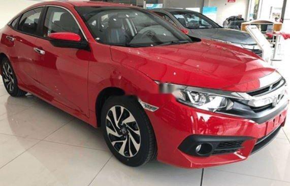 Cần bán xe Honda Civic 1.8G đời 2019, màu đỏ, 789tr