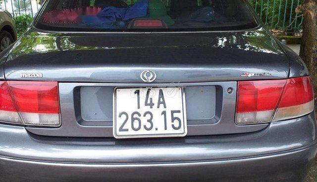 Bán xe Mazda 626 sản xuất năm 1996, xe nhập