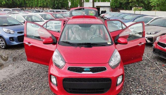 Bán xe Kia Morning sản xuất năm 2019, màu đỏ, xe nhập, giá 339tr