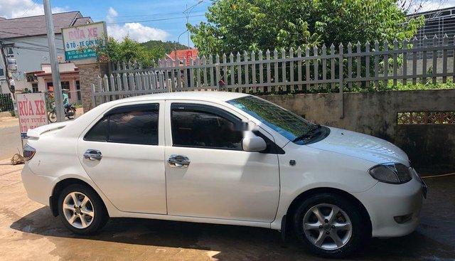 Cần bán lại xe Toyota Vios năm 2006, màu trắng chính chủ