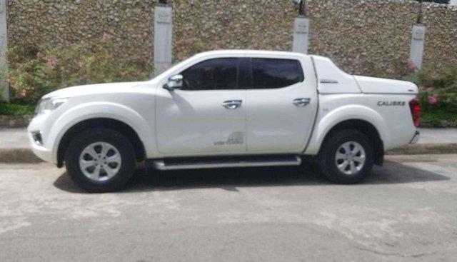 Xe Nissan Navara năm sản xuất 2016, màu trắng, nhập khẩu số tự động