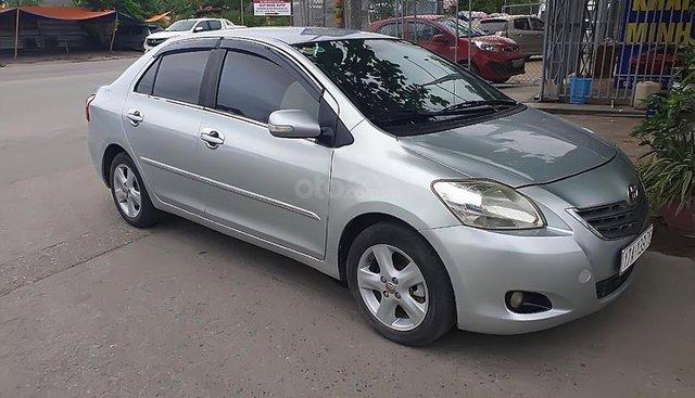 Bán Toyota Vios sản xuất năm 2009, màu bạc