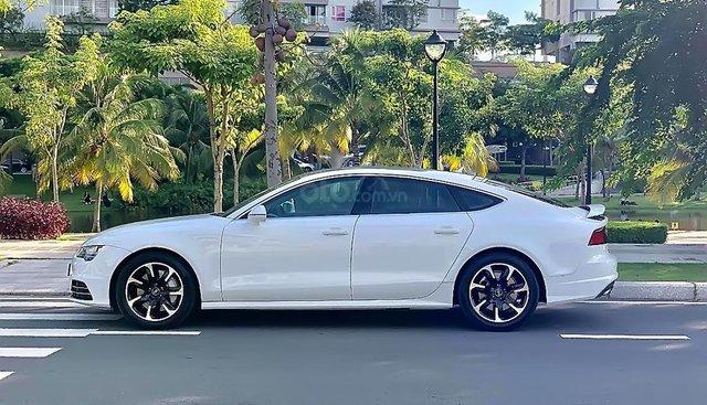 Chính chủ bán xe Audi A7 SX 2014, màu trắng, xe nhập