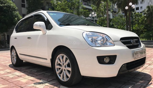 Bán ô tô Kia Carens năm sản xuất 2011, màu trắng, 335tr