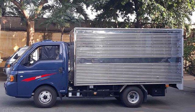 Cần bán JAC X5 năm sản xuất 2019, màu xanh lam