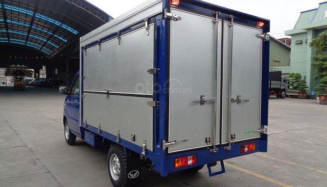 Bán xe tải bán hàng lưu động, thùng cánh dơi, hỗ trợ trả góp