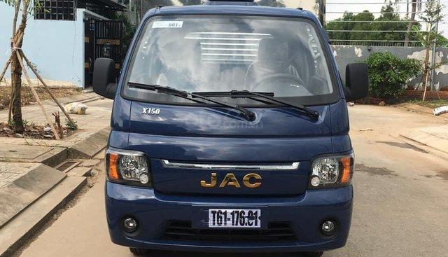 Xe tải JAC X150 động cơ Isuzu, trả trước 60 triệu nhận xe