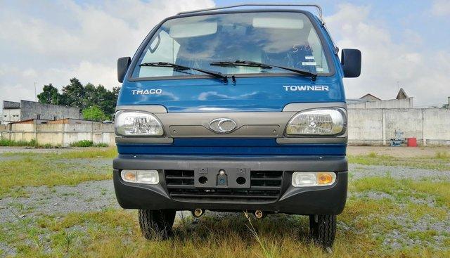 Cần bán Thaco Towner 800 sản xuất năm 2019, màu xanh lam, ưu đãi hấp dẫn. 0353 546 690