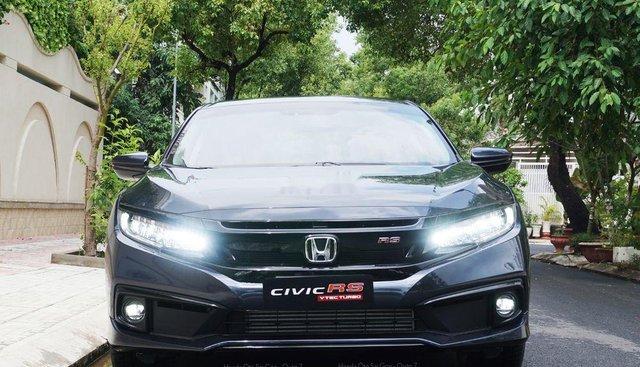 Bán Honda Civic RS 2019, màu xanh lam, nhập khẩu