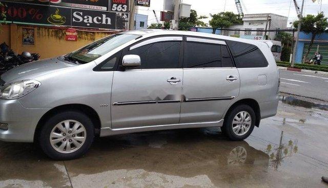 Cần bán xe Innova G 2010, chủ sử dụng kĩ, giá cả thương lượng, xem xe tại Cái Bè