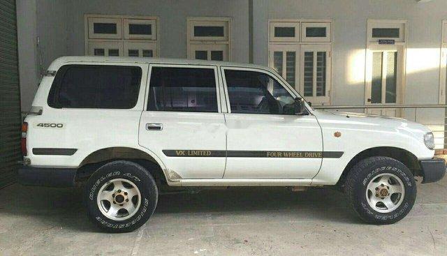 Bán ô tô Toyota Land Cruiser 4.5 đời 1996, xe còn zin nguyên bản