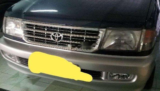 Bán xe Toyota Zace MT sản xuất 2001, nội ngoại thất còn rất mới