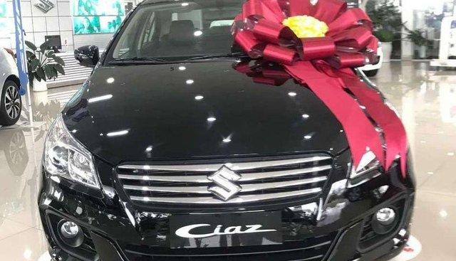 Suzuki Sóc Trăng bán xe Suzuki Ciaz sản xuất 2019, xe nhập
