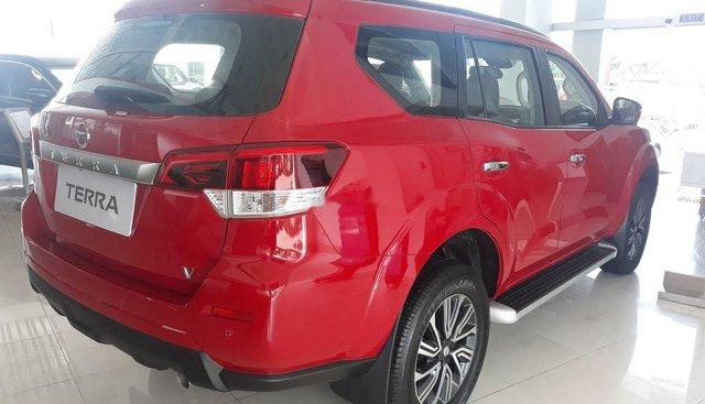 Bán xe Nissan X Terra 2.5 AT năm 2018, màu đỏ, nhập khẩu