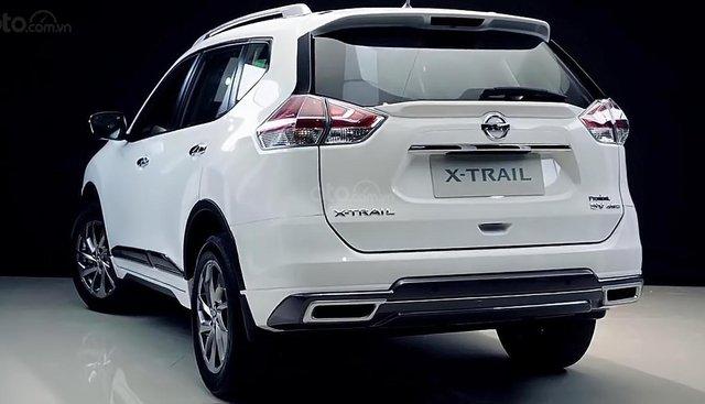 Bán Nissan X trail V Series 2.5 SV Premium 4WD năm 2019, màu trắng, 943 triệu